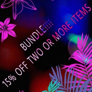 Tops - BUNDLE SALE: 15% OFF TWO OR MORE ITEMS